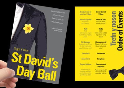 Ysgol Y Wern St David's Day Ball
