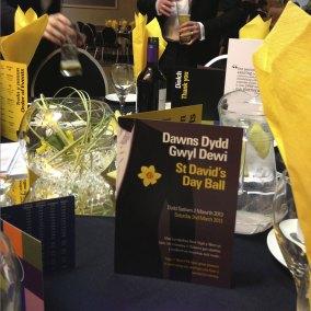Ysgol Y Wern St Davids Day