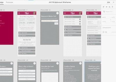 Wireframes & Prototypes