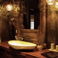 Exotic Bathroom project by Designmixer