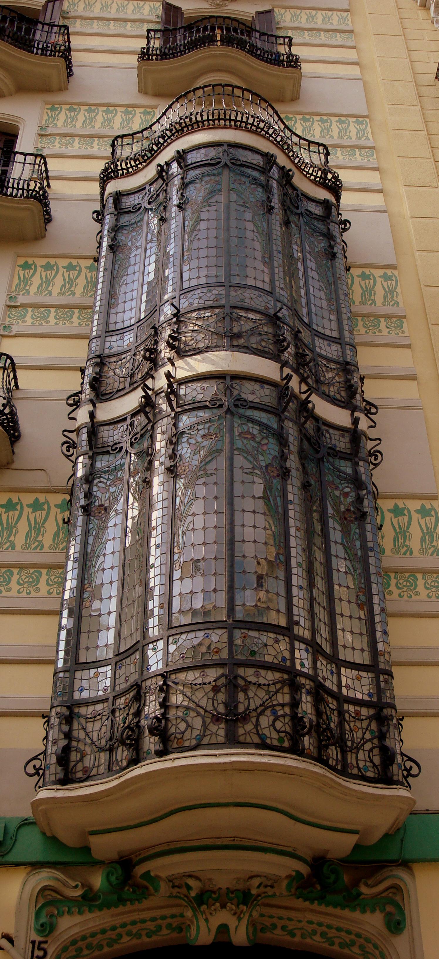 Art Nouveau Architecture Barcelona