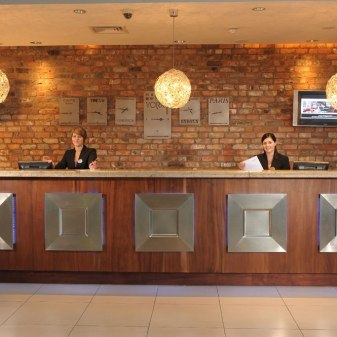 Absolute Hotel Interiors, Limerick - Reception Lounge