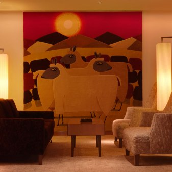 Aghadoe Heights Hotel Interiors - Lobby Lounge