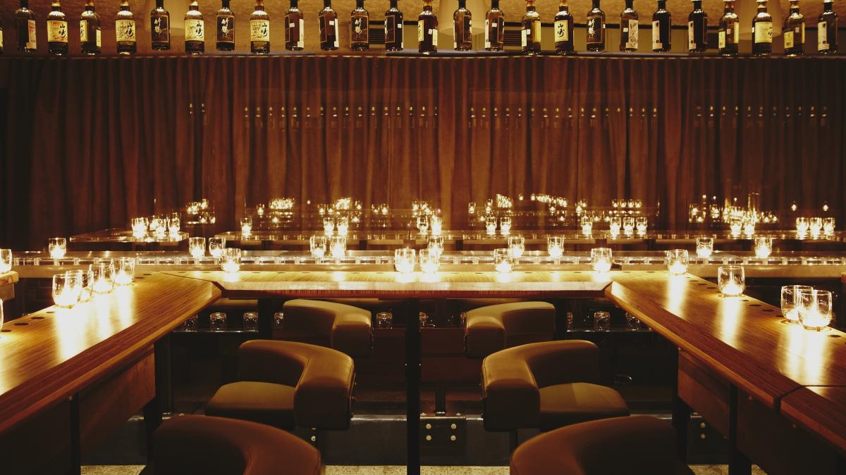 Bar Big In Japan  Design Montréal