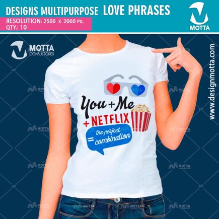DESIGN TSHIRT SUBLIMATION LOVE