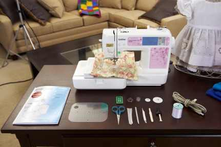 Brother PE500 Embroidery Machine: A complete machine for all of your embroidery needs