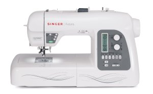 SINGER Futura XL-550 review (Sewing and Embroidery Machine Combo)