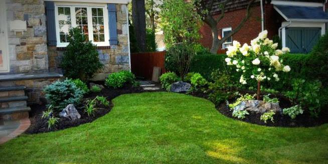 дизайн садового участка 12 соток фото и проекты 16