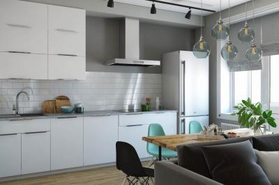 кухни фото дизайн 2019 года новинки на 9 кв метрах фото 2