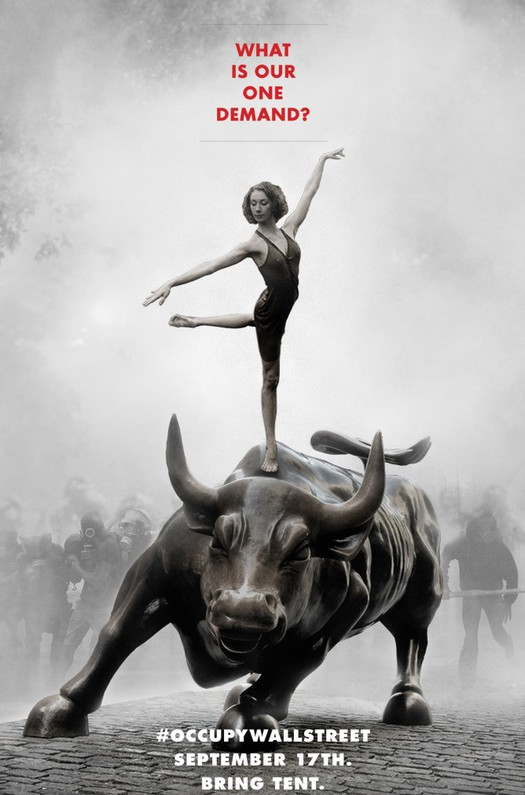Image result for Occupy ballerina