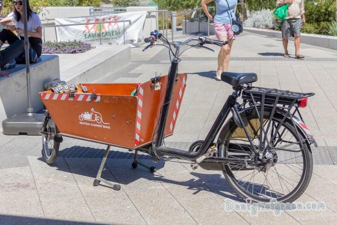 Electric Cago Bikes 1