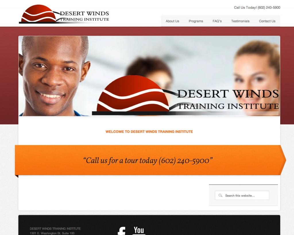 DesertWindsTrainingInstitute