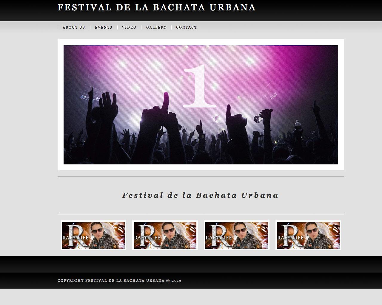 FestivaldelaBachataUrbana