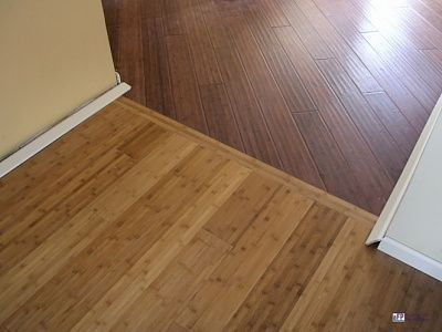 wood floor, transition