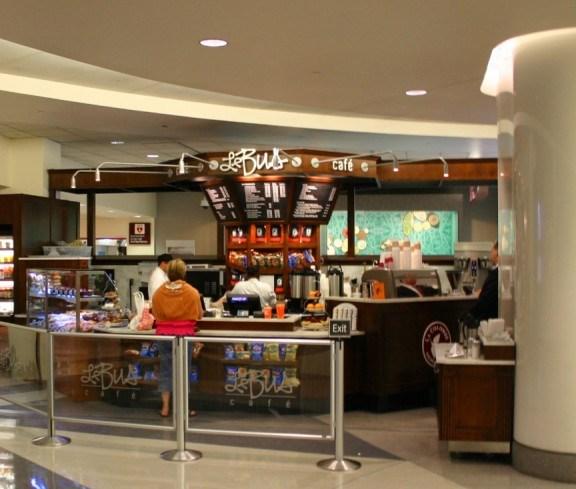 LeBus Bakery Cafe, Philadelphia International, BC-18