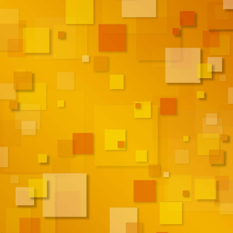 orange and yellow squares background