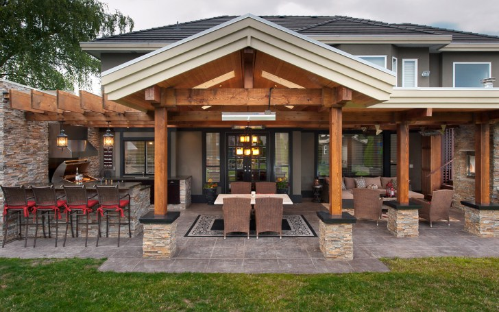 Kitchen Outdoor Ideas