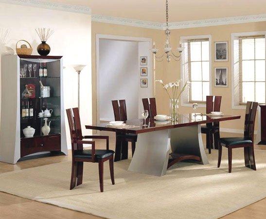 Modern Dining Room Ideas Photos