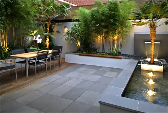 Modern Outdoor Patio Ideas