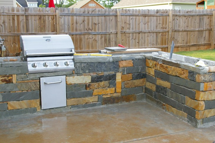 Outdoor Kitchen Pictures