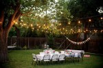 Outdoor String Lighting Ideas RuRh