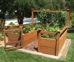 Raised Garden Bed Design WLUB