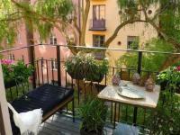 Outdoor Balcony Garden Ideas