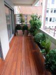 Modern Balcony Flooring Ideas