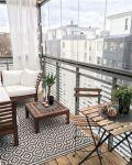 Urban Balcony Design Ideas
