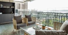 Large Open Balcony Ideas