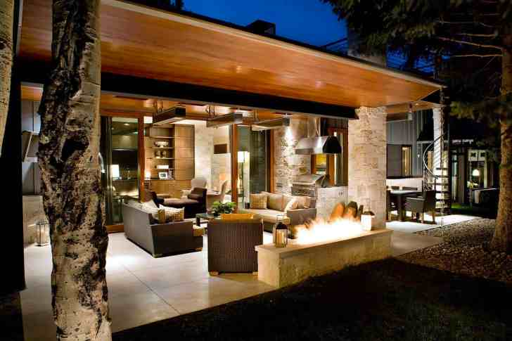 Download Mid Century Modern Balcony Ideas Images