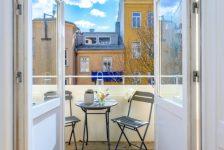 Traditional Balcony Ideas