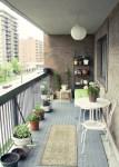 Long Narrow Balcony Design Ideas