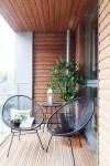 Modern Balcony Decorating Ideas