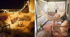 Medium Balcony Ideas
