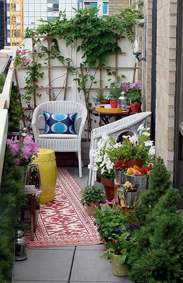 25+ Nyc Balcony Design Ideas Pics