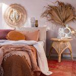 Bedroom Ideas With Burnt Orange
