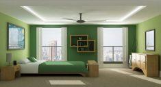 Kelly Green Bedroom Ideas