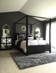 Bedroom Ideas With Black Bed