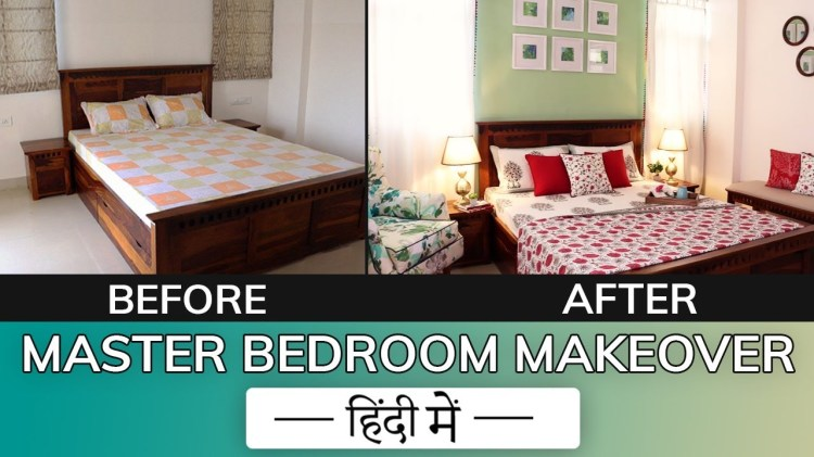 Simple Small Budget Bedroom Decorating Ideas Bedroom Makeover Bedroom Decoration Tips Hindi Youtube