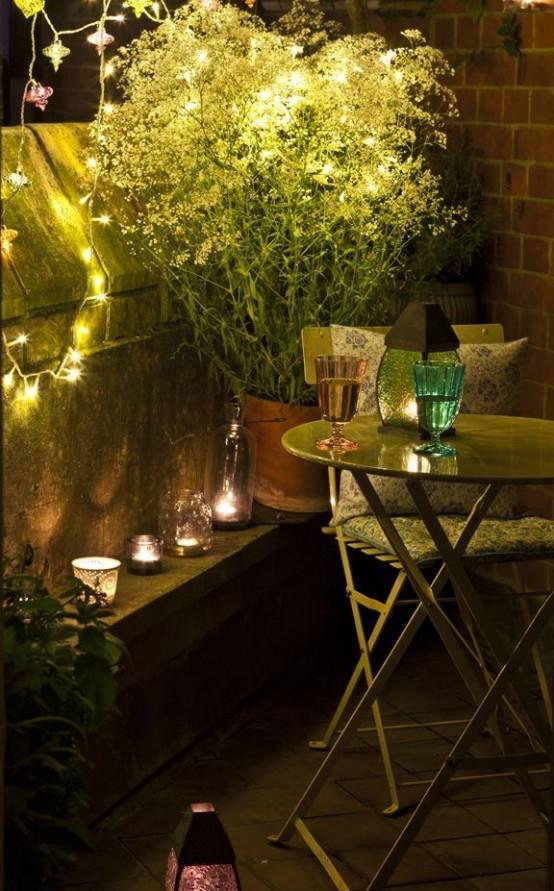 39+ Apartment Balcony Light Ideas Images