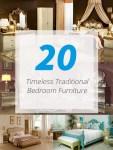 Classy Traditional Bedroom Designs