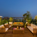 Balcony Garden Decoration Ideas