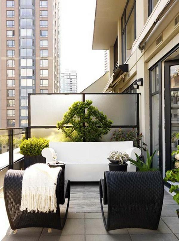 Download Modern Apartment Balcony Ideas Pics
