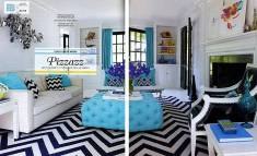Turquoise White And Black Bedroom Ideas
