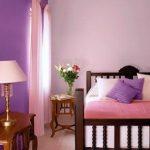 Pink Indian Bedroom Design