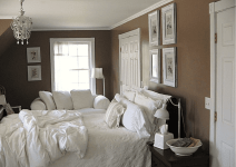 Brown Master Bedroom Designs