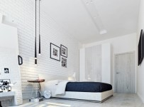 Contemporary Bedroom Ideas White