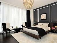 Black And White Master Bedroom Designs