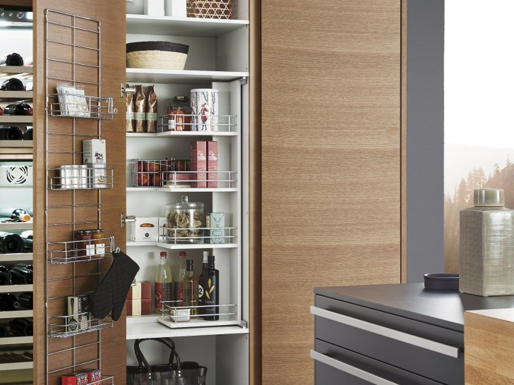 12+ Contemporary Kitchen Pantry Ideas Gif